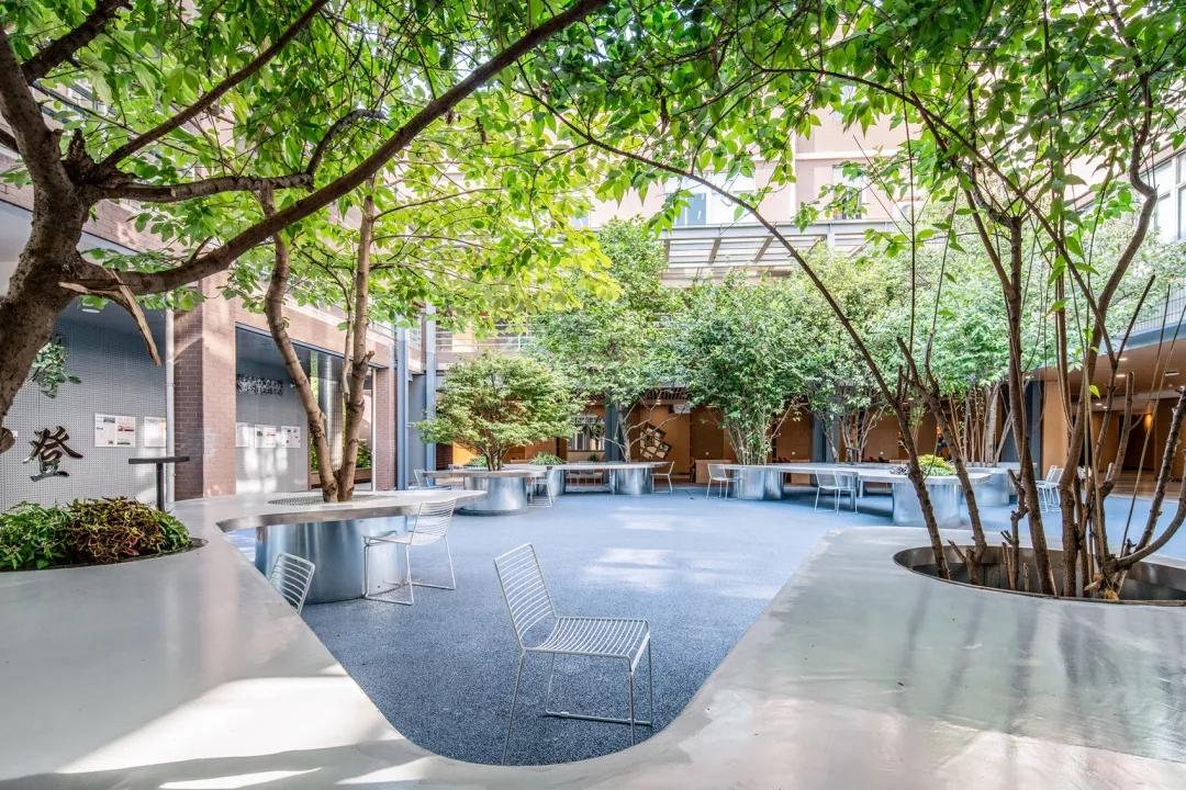 最受欢迎的非正式学习空间 - 树桌花园8 1.webp.jpg